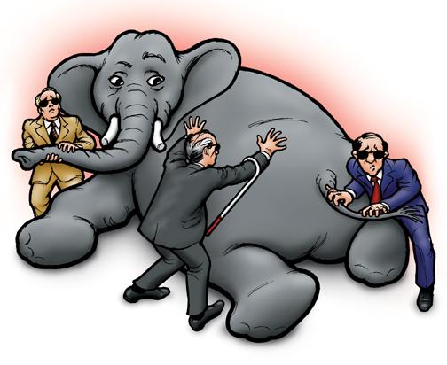 elephant+sendo+empurrado