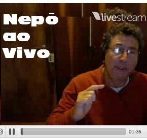 Nepô ao Vivo 5.0 - Próximo -->28/11/2011