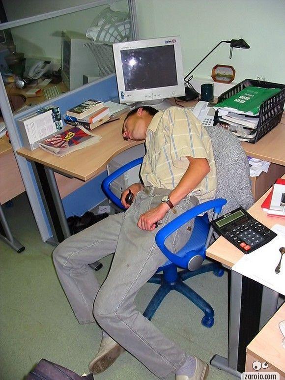 dormindo-no-trabalho