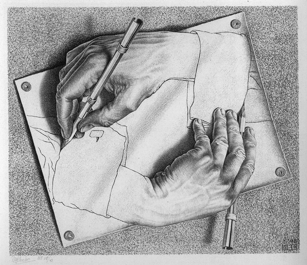 1948_Drawing-Hands