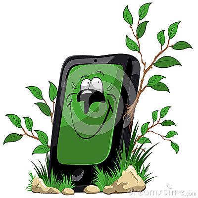telefone-móvel-da-ecologia-29283834