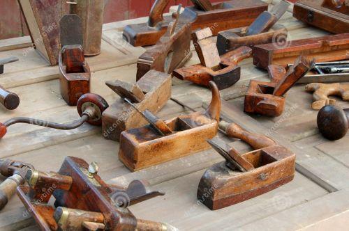 http://www.dreamstime.com/stock-image-antique-carpenter-tools-image808901