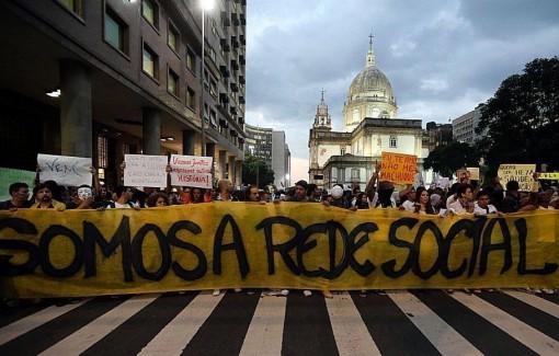 Manifestações-Somos-a-rede-social
