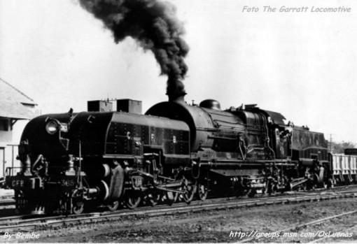 The Garratt Locomotive