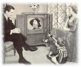 a tv antiga 1