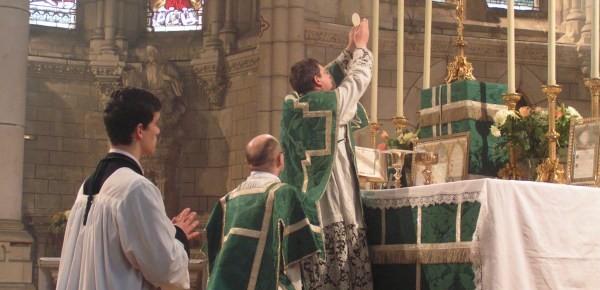Reconhecimento de missa