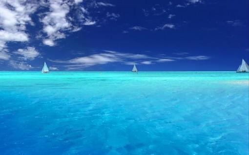 barcos-no-oceano
