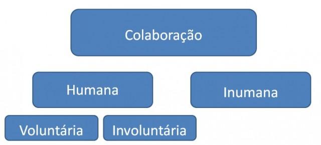 Colaboração nas Plataformas - humanas e inumanas