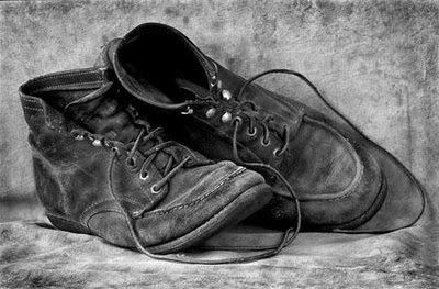 O cérebro não é o pé, portanto, se adapta ao sapato!