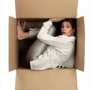 Sair da caixa é ver a caixa!