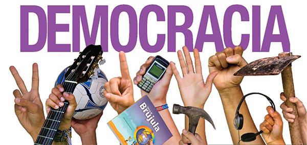 Quem podemos chamar de anti-democráticos?