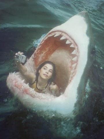 Selfie Tiburon