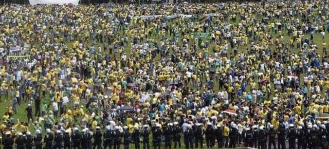 15/03/15: quando as ruas do Brasil foram reintermediadas pela classe média!