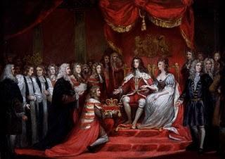 Monarquia Absolutista Inglesa