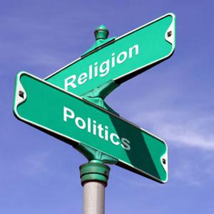 religiãoxpolitica