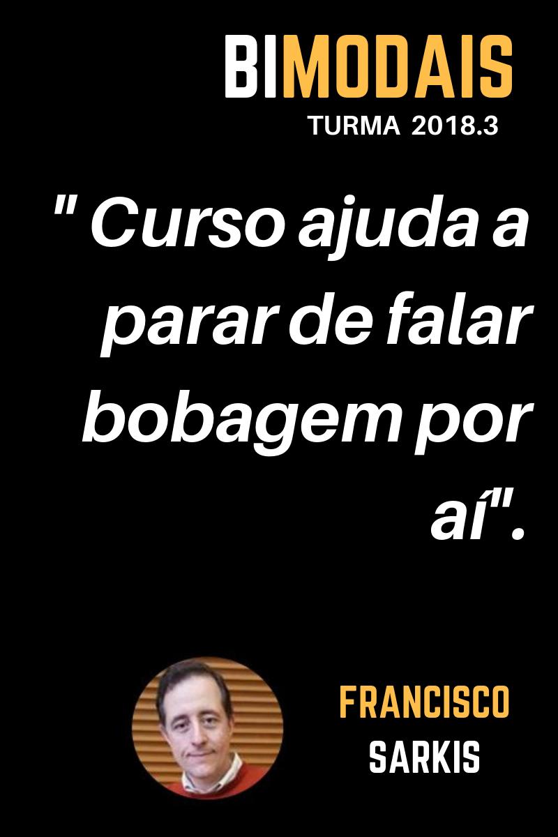 AVALIAÇÃO TURMA 2018.3
