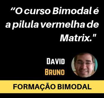 David Bruno - avaliação