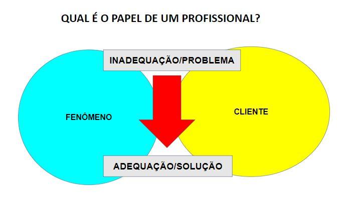 papel do profissional